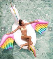 Jednorozec XXL do pływania Pegaz Unicorn CELEBRYTÓW