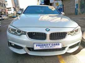 2015 BMW 420D Grand COUPE M Sport