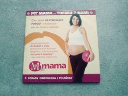 Fit mama ćwiczenia dla kobiet w ciąży na płycie CD