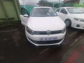 2013 VW Polo blue motion 1.2 TDI for sale.