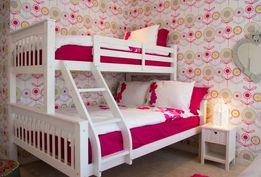 Кровать двухьярусная Наночка