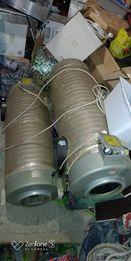 Приточно-вытяжная система вентиляции с рекуперацией теплаPrana