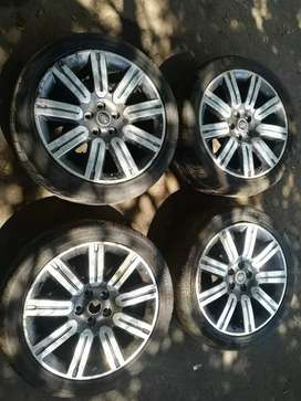 Range Rover sport Autobiography rims for sale