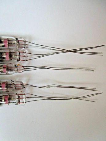 Новые ИН-13 лампы индикаторы 60 шт. IN-13 nixie tubes indicator Röhre Днепр - изображение 3