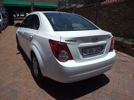 Chevrolet Sonic 1.5 Sedan Automatic For Sale
