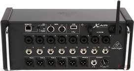 BEHRINGER X AIR XR16 16 -INPUT DIGITAL MIXER FOR IPAD OR ANDROID TABLE
