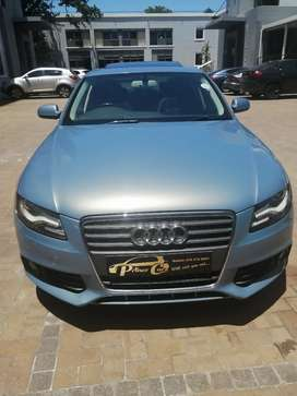 2011 A4 1.8tfsi automatic sunroof