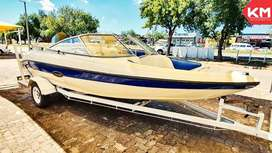 Clean Sensation 1700BR Family Boat with Yamaha Engine