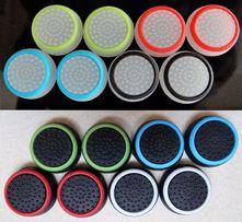 SUPER Gumki, nakładki na pady ps4,ps3,xbox one, 360 antypoślizgowe