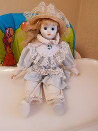 Фарфоровая кукла Германия 80-ых годов