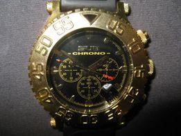 Позолоченные часы SUB CHRONO Diving оригинал
