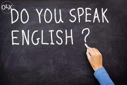 Частные уроки английского языка на посёлке Котовского
