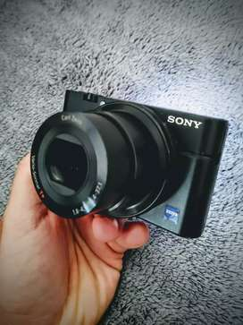 Sony Rx100 mark 1 - compact camera