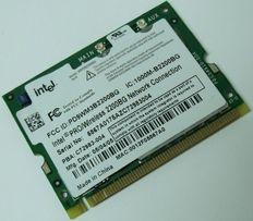 Intel PRO 2200BG Mini PCI WIFi карта 54Mb/s