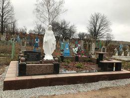 Изготовление Памятников из гранита.