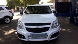 Chevrolet Utility 1.4 Bakkie with Canopy