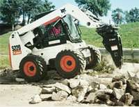 Image of Bobcat for hire R750