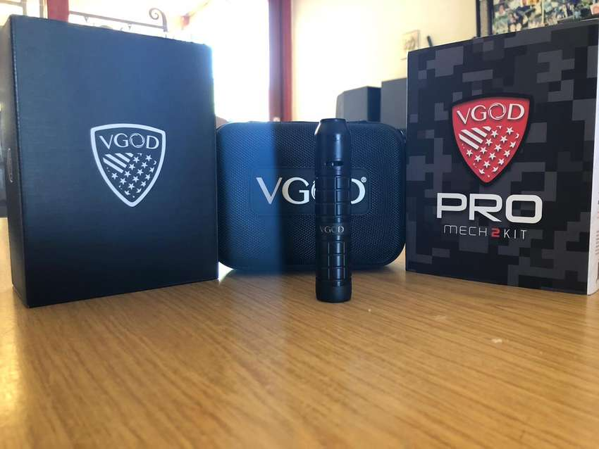 VGOD Pro Mech 2 for sale, EXCELLENT CONDITION, GIVE AWAY PRICE 0