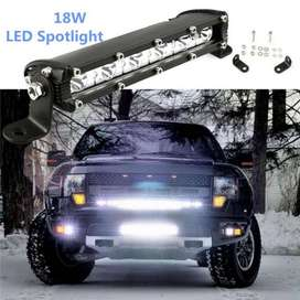 LED Light Bar 23cm Ultra Slim Design 9~60V DC 18W. Brand New Products.