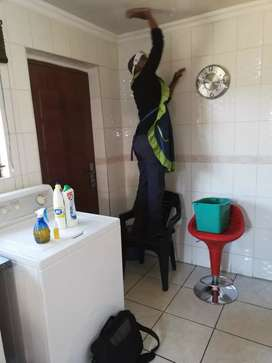 Maphanga cleaning and laundry services
