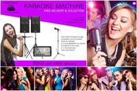 Karaoke System Hire, used for sale  South Africa