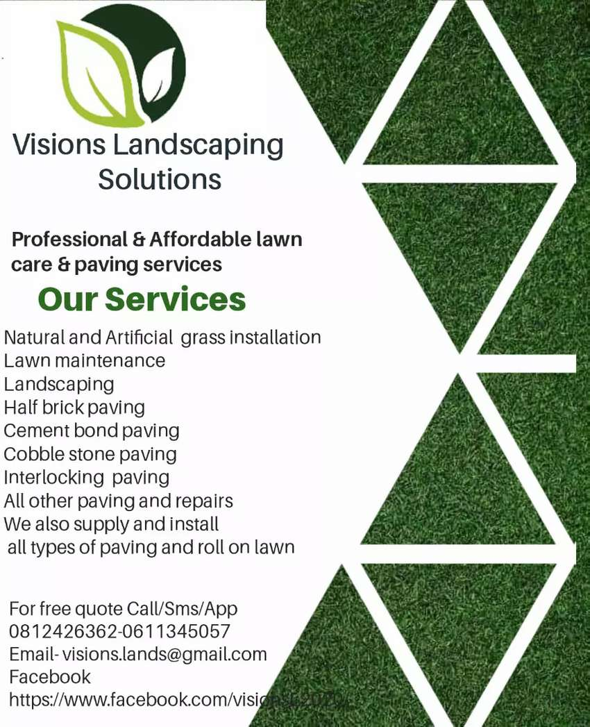 TRANSFORM LANDSCAPING  DREAMS TO REALITY 0
