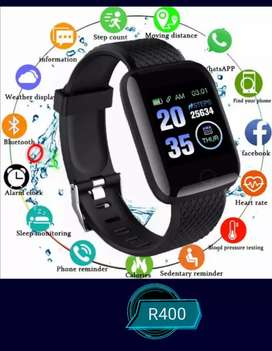 Smart watch for both iOS and android