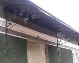 дашок кований,накриття моноліт бронза 3мм