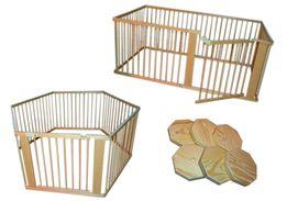 NIE KOJEC 6 elem drewniany polski produkt z podstawkami