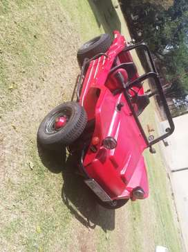 VW beach buggy ,1600 twin port