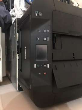 Canon maxify mb5040 wirless printer