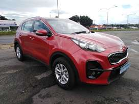 2018 Kia Sportage 1.6 GDI Ignite AT