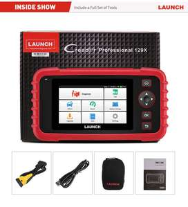 LAUNCH CRP129X OBD2 Scan Tool 4 System Diagnoses with Oil Reset, EPB/S