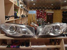 Фара ксенон крышка багажника ляда фонарь зеркало Volkswagen Passat CC