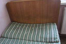 antyk - łóżko drewniane, kanapa, sofa