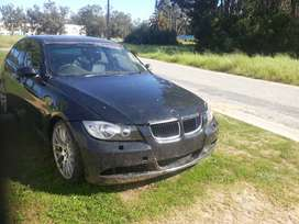 Bmw 320 e90 breaking up