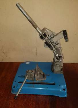 Angle grinder stand for sell...price nego