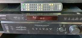 Sony Amp 7.1ch with Remote