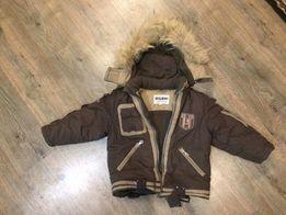 Зимняя фирменная курточка 104 см