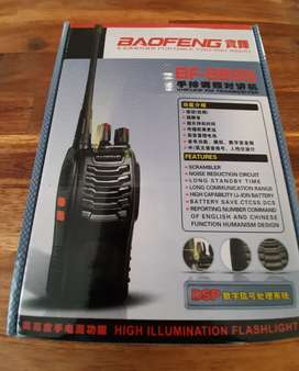 Walkie Talkie Two Way Radios on Special R450 for 2