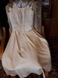 Elegancka suknia,r.40
