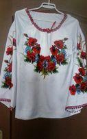 Бісерна блузка