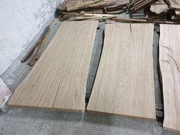 Blat drewniany, monolit, dąb, jesion,meble lite, live edge,kuchnia