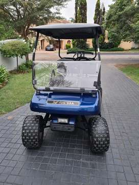 Petrol Golf Cart for Sale
