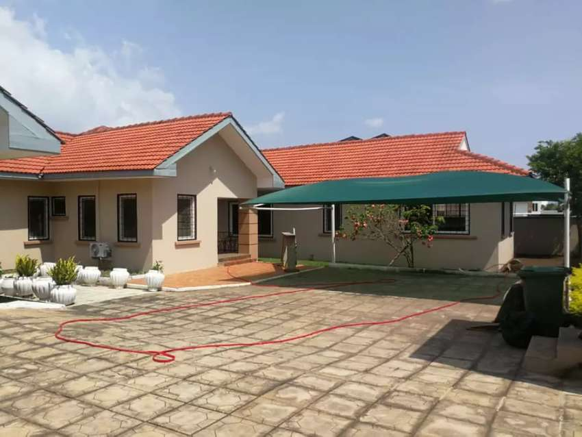 5 Bedroom House With 2 Master Boys Quarters For Rent 0
