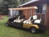 6 seater electric Yamaha Golf cart for sale for sale  South Africa