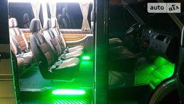 Заказ микроавтобуса 8-11 мест по Украине и СНГ.