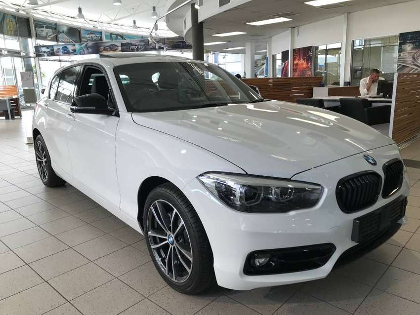 2019 BMW 118i A/T Shadow Edition for sale 0