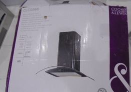 Okap kuchenny - różne rodzaje i ceny Podświetlenie LED 60 cm
