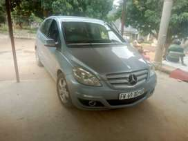 Mercedes Benz B200 turbo 2011 for R89000